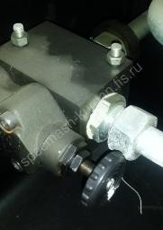 Клапан гидравлический предохранительный KPР-10/20 ТВ.