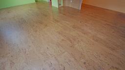 Пробковый пол замковый RUSCORK FL Comprido sand
