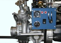 Пожарная мотопомпа Гейзер -21114 высокого давления