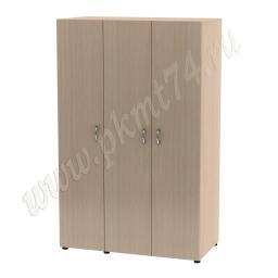 Шкаф плательный со штангами