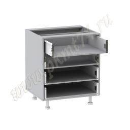 Модуль кухонный с ящиками без фасадов