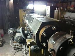 Оборудование для производства ПЭ труб