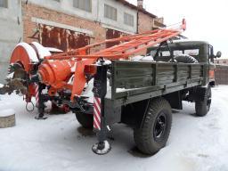 Запасные части для бурильных машин БМ-302