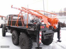 Запасные части для бурильных машин БКМ-313