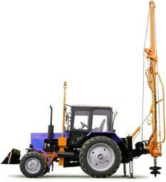 Запасные части для бурильных машин БМ-205В