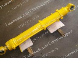 Гидроцилиндр ковша Hyundai R140LC-7; артикул: 31N4-60110, 31Y1-18180