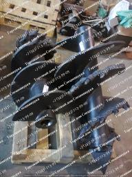 Шнек бурильный, шнекобур 250-600 мм для гидровращателя, гидробура Impulse, Импульс