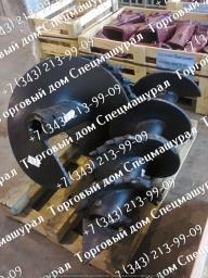 Шнек бурильный, шнекобур 300 мм для гидровращателя, гидробура Delta, Дельта