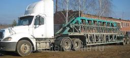 Прокат панеллевоза 20 тонн