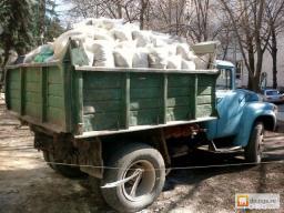 Вывоз мусора зил камаз