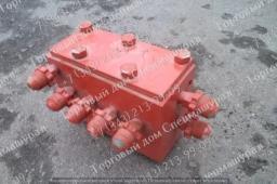 Блок золотников ЭО-5122А.04.23.000-1сб (4х секционный ) для Тагильского экскаватора ЭО-5126 (УВЗ)