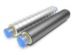 Теплоизоляция труб ППУ