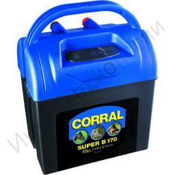 Генератор импульсов (электропастуха) CORRAL B 170 (12В, до 8 км)