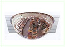 Зеркало обзорное сферическое для помещений купольное D1000. Низкая цена, звоните прямо сейчас. 248-04-04, 8-913-715-88-32.