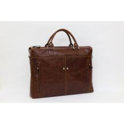 Сумка-портфель кожаный RHINO 111C