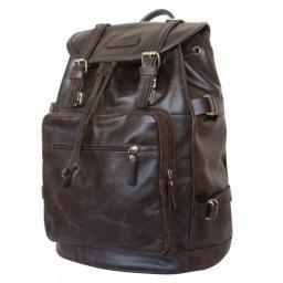 Кожаный рюкзак Carlo Gattini Antico Volturno brown