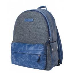 Кожаный рюкзак Carlo Gattini Oceano Fregona blue