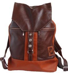 Кожаный рюкзак SofiTone RM002 Brown-Terracot