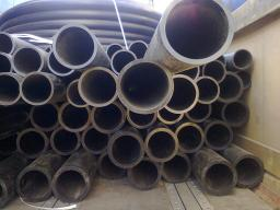 Труба водопроводная ПЭ 100 SDR 17 75*4,5