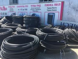 Труба пластиковая ПЭ 100 SDR 13,6 125*9,2