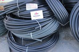 Труба водопроводная напорная из полиэтилена ПЭ 100 SDR26 PN 6,3 125х4,8мм