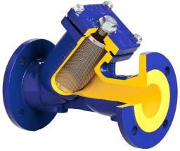 Фильтр магнитный фланцевый ФМФ Ру 16 Ду 200