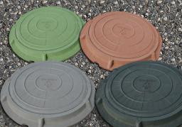 Люк полимерно-песчаный тип «ЛМ», «Л», «С», «Т», «ТМ»