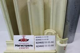 Изоляция труб ППУ ПЭ д= 426х8/630 мм