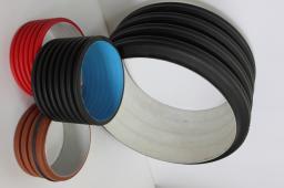Корсис двухслойные профилированные трубы для безнапорных трубопроводов