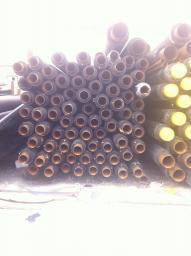 Труба ППУ-ПЭ для подземной прокладки со ст. частью тип-I 57-