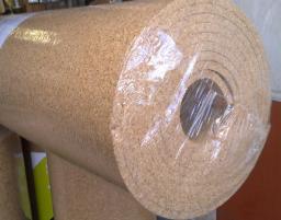 Подложка пробковая 10 мм Cork4U рулон 10 м2