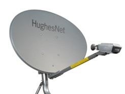 Спутниковый терминал МЗСС для ИСЗ