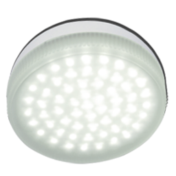 Светодиодная лампа Ecola Light GX53 LED 4,2W Tablet 220V 6400K 27x75 матовое стекло 30000h (T5MW42ELC)