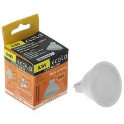 Светодиодные лампы Ecola MR16