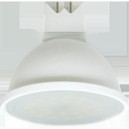 Светодиодная лампа Ecola MR16 7W GU5.3 4200K 4К 48x50 матовое стекло (Композит) Premium (M2ZV70ELC)