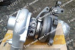 Турбина 49179-02340 для Hyundai R160LC-7, R170W-7, R180LC-7, R160LC-9S, R170W-9S, R180W-9S (Mitsubishi S6S-D)