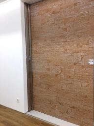 Пробка для стен Wicanders Brick RY4V001 Apricot Brick