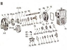 ГидроМеханическая Коробка Передач У35.605