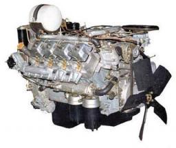 Двигатель Евро 1 740.13-1000400