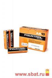 Элемент питания Duracell Industrial LR6/316 (уп.10 штук)