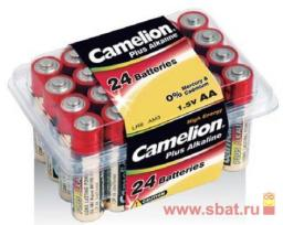 Э/п Camelion Plus Alkaline LR6/316 БОКС24