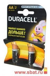 Э/п Duracell LR6/316 BL2