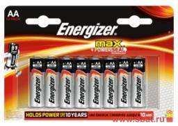 Э/п Energizer MAX POWER SEAL LR6/316 BL12