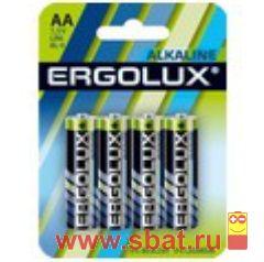 Э/п Ergolux LR6/316 BL4