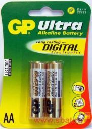 Э/п GP 15A Ultra LR6/316 BL2
