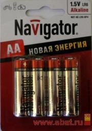 Э/п Navigator Новая Энергия LR6/316 BL4 94753