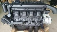 Двигатель Евро 2 740.50-1000400