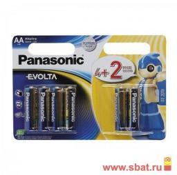 Э/п Panasonic Evolta LR6/316 BL4+2