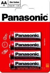 Э/п Panasonic Zinc Carbon R6/316 BL4