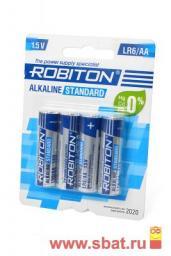 Э/п Robiton LR6/316 BL4